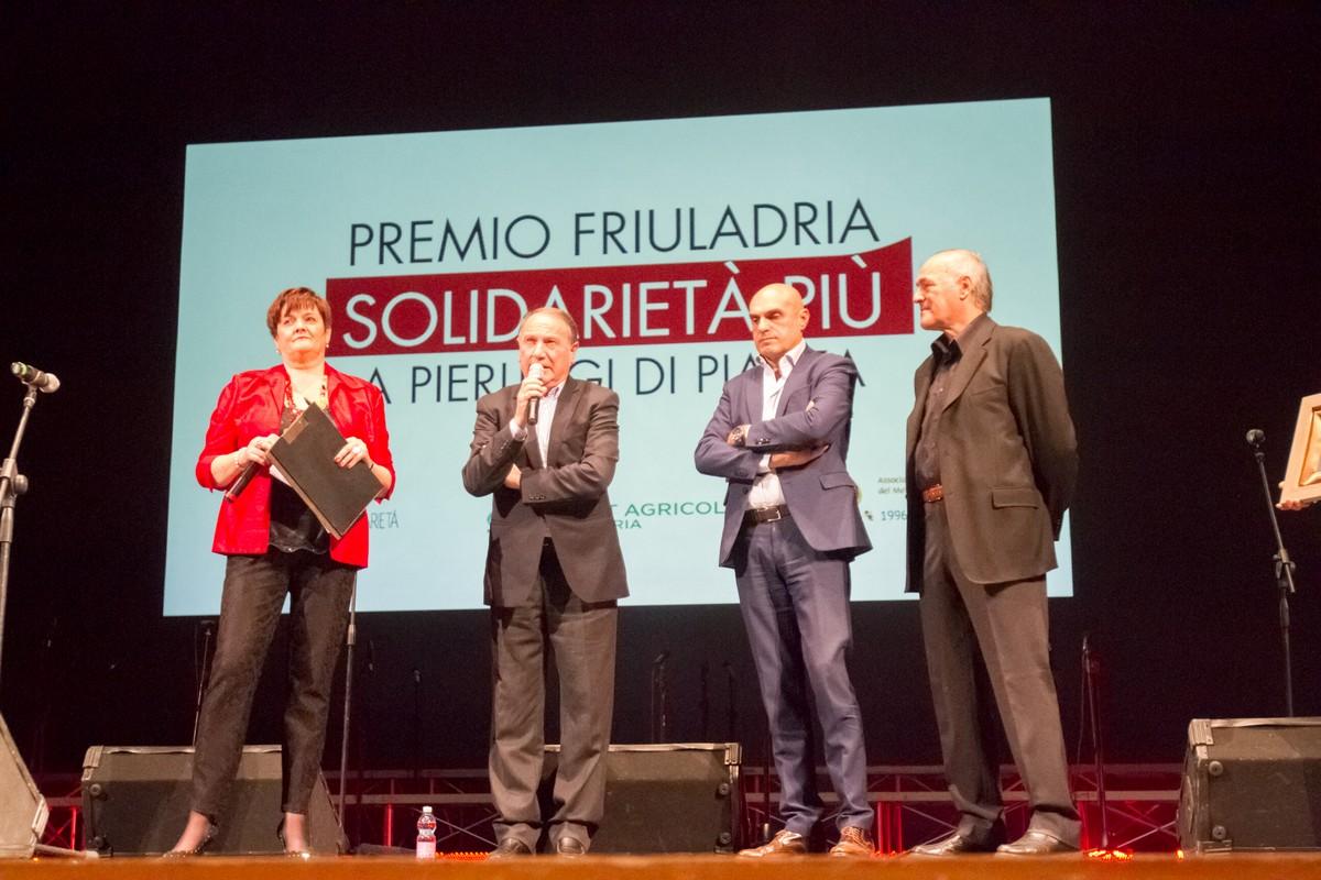 2016 premio Friuladria Solidarietà Più Don Di Piazza