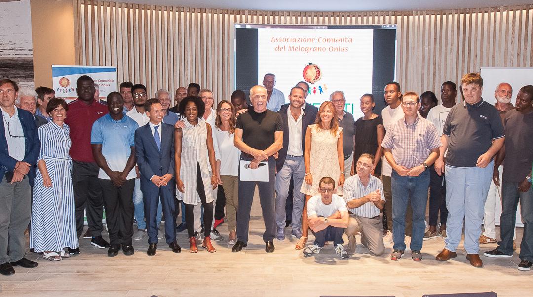 29° Meeting Sport Solidarietà – A CENA CON I CAMPIONI, serata solidale alla scoperta dei sapori del FVG con i campioni giamaicani a favore del Melograno