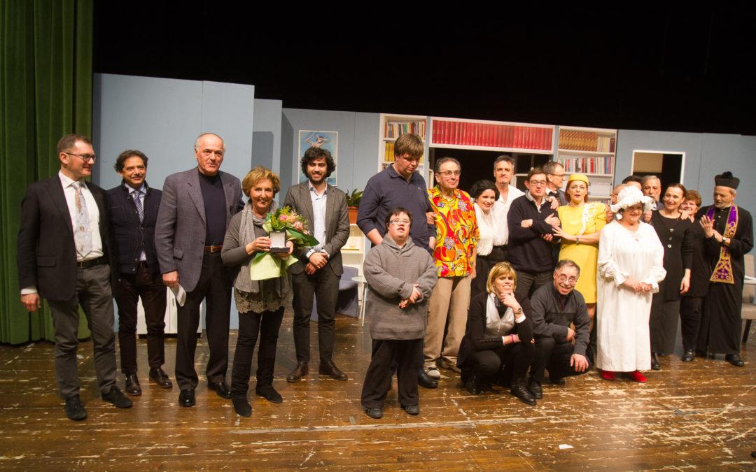 Matrimoni&Patrimoni – successo dello spettacolo teatrale con incasso per la Casa Famiglia di Lovaria