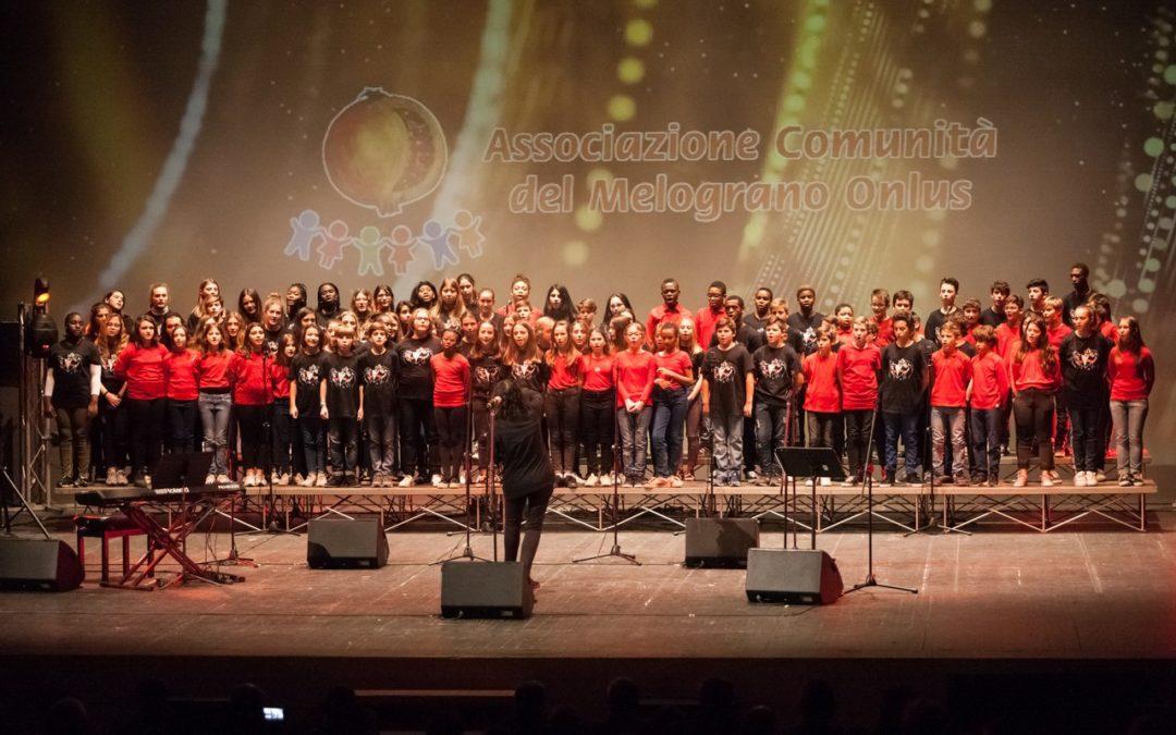 Coro Valussi e Marinelli Gospel Choir festeggiano 30 e 15 anni al 18° Gospel alle Stelle