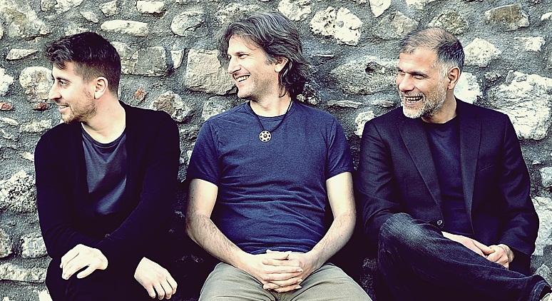 KYTHARA, trio di chitarristi eclettici, il 17 luglio al Melograno Onlus